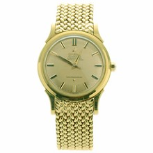 OMEGA Constellation 18k Yellow Gold Men's Watch