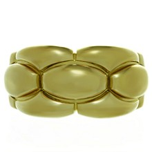 CARTIER Gentiane 18k Yellow Gold Ring