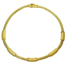 ILIAS LALAOUNIS 18k Yellow Gold Necklace