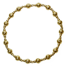 BULGARI Aladdin 18k Yellow Gold Necklace